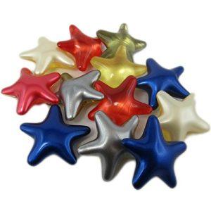 20 Perles de Bain Etoiles – Assortiments de senteurs et couleurs