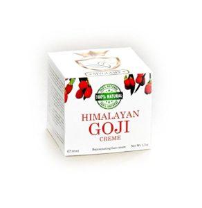 -310- Luxe Himalaya Baies de Goji Crème Crème pour le visage 50 ml + GRATIS Masque Black Head neuf anti-âge