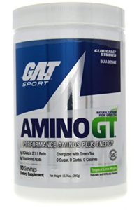 AminoGT, High Performance Muscle Fuel, Tropical Lime Mojito – GAT