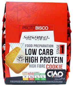 Andere dieetvoeding Ciao Carb Protobisco cacao (1 stuk) F1