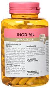 Arkopharma Phytothérapie Cure Arkogélules Inod'ail Flacon de 150 Gélules