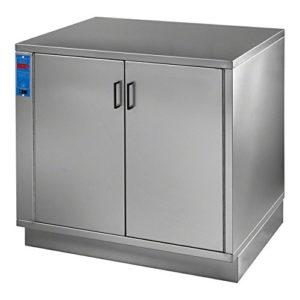 Armoire de maintien au chaud FW 5070N pour paraffine, de boue avec basse consommation Confort de contrôle, LxLxH 71x 90x 82cm