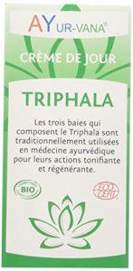 Ayur-Vana Crème Triphala Visage Bio 75 ml