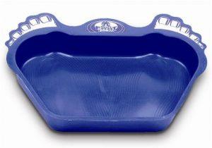 Bac pour bain de pieds, pour piscine ou spa
