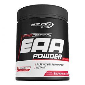 Best Body Nutrition FID63683 Acides Aminés L-Leucine Professional EAA