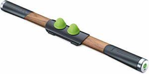Beurer – Bâton de massage Mg-850 Fascia Releazer intense avec 2intensités, couleur brou de noix