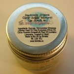 Bimble Organic Raw Cane Sugar Natural Lip Scrub 25g – Pink Grapefruit Flavour