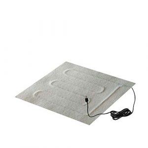 Blingko Disques de Chauffage électrique pour vêtements Thermiques Chauffants Veste pour extérieur téléphone Portable, équipement Chauffant 5 V USB – Rouge – L