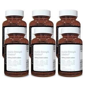 Celadrin® Double Force – stock pour 12 mois ! (1000mg x 360 comprimés) 6 bouteilles à prix réduit spécial ! SKU: CEL3x6