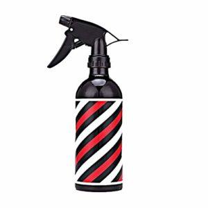 chunnron Spray Vide Vaporisateur Plante De l'eau Pulvérisée Bouteille Brouillard Flacon Pulvérisateur à Main De Nettoyage Pulvérisateur à Gâchette Black