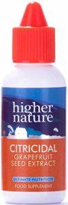 Citricidal de Nature plus élevé, 45 ml