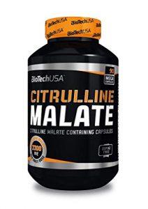 Citrulline Malate 90 Capsules – Citrulline Malate – BiotechUSA