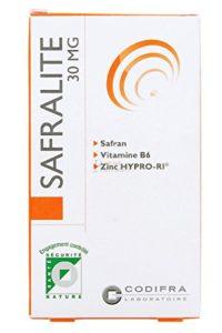 Codifra – Safralite 30Mg Boite De 28 Gélules