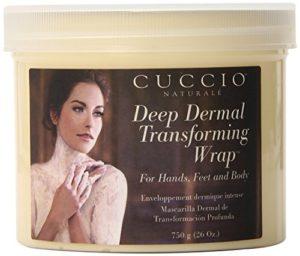 Cuccio Naturel profond de transformation Wrap pour les mains/pieds et corps 750g