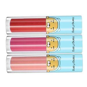 CUTICATE Crème Pour Les Lèvres Mate 12 Color Cosmetics Liquide Gloss Rouge à Lèvres Set Durable – C