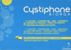 Cystiphane Complément Alimentaire 120 Comprimés