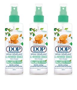 DOP Spray Démêlant à l'Amande Douce 200 ml – Lot de 3