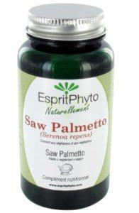 EspritPhyto – Saw Palmetto – 90 Gélules