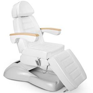 Fauteuil esthétique pédicure chaise cosmétique table de massage thérapies beauté spa tatouage electrique 273