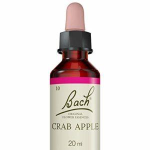 Fleurs de Bach Original – Pommier sauvage (Crab Apple) – 20 ml