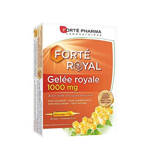 Forté Pharma Complément Alimentaire à Base de Gelée Royale 100 g