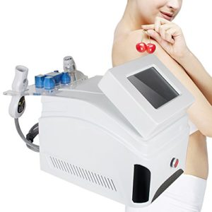 Funwill Appareil Anti-rides Anti-âge de Massage Soins de la peau Radio Frequency Fractional RF Skin Rejuvenation Beauty Machine Radiofréquence Anti-vieillissement Soins du Visage Appareil de Tonification Beauty Skin Care Machine