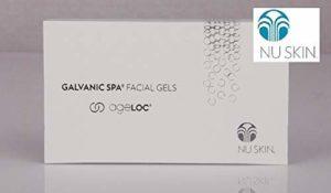 Gel facial – Galvanic Spa – Avec ageLOC – Nuskin