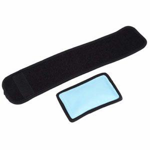 Generic Protecteur de thérapie Froide – Réutilisable – Emballage de Gel – Réutilisable – pour soulager la Douleur du Pied du Bras du coude et de la Cheville