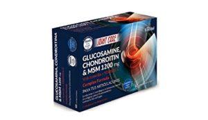 Glucosamine, chondroïtine et Msm – 60 Capsules
