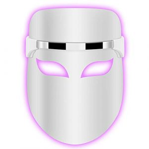 Hangsun Traitement Acné Masque de Luminothérapie Anti-Acné – Avec un nombre illimité d'utilisations