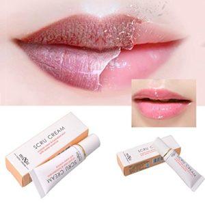Hanyia Hydratant Réparateur Lèvres Pulpeuses Peau Morte Gel des Hommes et des Femmes Complète Lip Soins Infirmiers