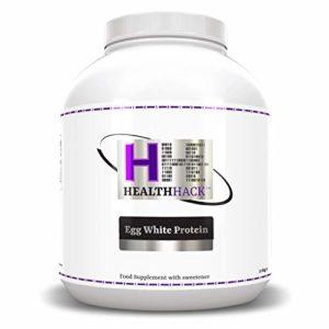 Health Hack – Blanc d'œuf en poudre, 2,5kg