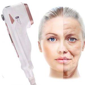 HIFU Haute intensité Accueil Utiliser la Peau de la Machine faciale Portable de Serrage Suppression des Rides Anti vieillissement beauté Massager Machine
