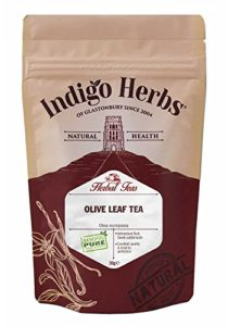 Indigo Herbs Infusion de feuilles d'olivier 50g