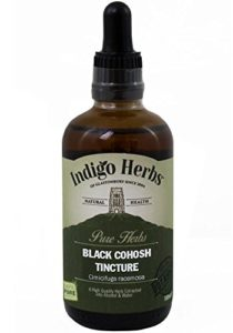Indigo Herbs Teinture de Actée Noire 100ml