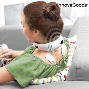 InnovaGoods Wellness Care Masseur de cou et de dos électromagnétique