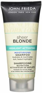 John Frieda Sheer Blonde Souligne l'Activation Shampooing hydratant