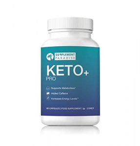 Keto Plus PRO – Weight Loss & Fat Burn Formula