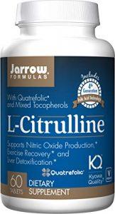 L-citrulline, 60 comprimés – Formules Jarrow