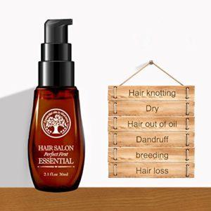Les cheveux conditionnés ultra-légers d'huile marocaine d'Angmile améliorent le traitement de dommages de perte de cheveux