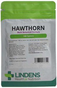 Lindens – Hawthorn MultiBotanical Formule Comprimes – 100 Pack