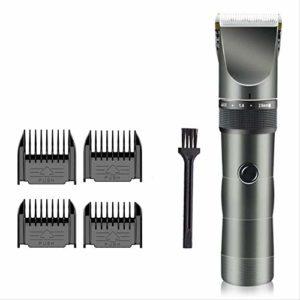 LMDZSW Tondeuse à cheveux électrique à faible bruit Tondeuses pour animaux de compagnie Cat Cutter Machine Shaver Clipper