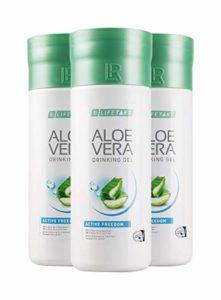 LR Aloe Vera Freedom Lot de 3 gels