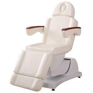 LU KU Table de Massage, Table de Massage Table de Massage Table de Massage Hauteur réglable en Mousse épaisse Coussin Table de Massage Portable Etui de traversin