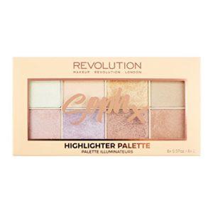 Makeup Revolution Palette d'highlighters Soph X