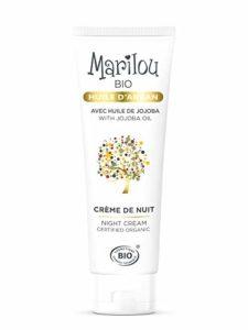 Marilou Bio Crème de Nuit Argan Tube de 50 ml