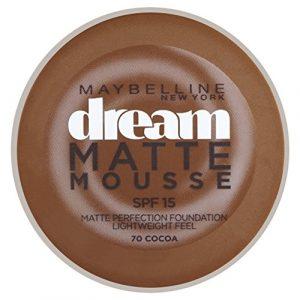 Maybelline Dream Matte Mousse Fond De Teint – 070 Cocoa