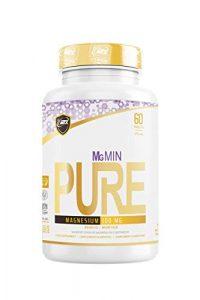 MGMIN PURE Le magnésium est un minéral essentiel pour le bon fonctionnement des os, des muscles et du cerveau. MGMIN apport quotidien est recommandé de prévenir une carence magnésium.