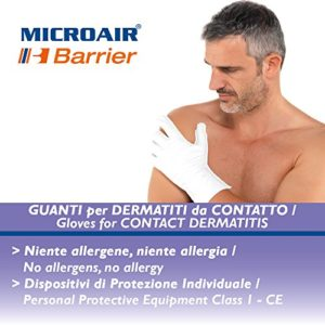Microair Barrier Gants Taille XXL