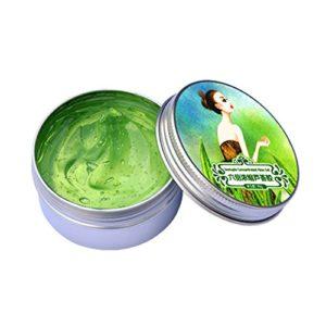 Moresave Concentré Aloe Vera Gel Blanchissant Hydratant Réparation Huile-Contrôle Aloe Vera Gel de la peau Soins du visage
